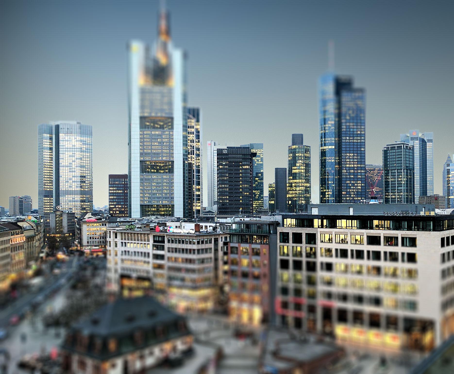 Skyline Frankfurt Foto: Photo by Christian Salow on Unsplash
